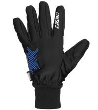 KV+ Перчатки лыжные LAHTI Black/Blue