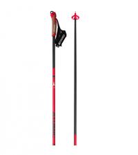 ATOMIC Лыжные палки REDSTER CARBON Red/Black