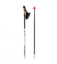 ATOMIC Лыжные палки PRO CARBON Black/White