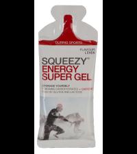 SQUEEZY ENERGY SUPER GEL кола+кофеин, 33 г
