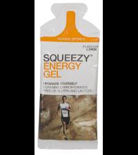 SQUEEZY ENERGY GEL персик+апельсин, 33 г