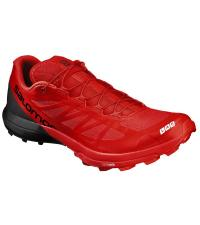 SALOMON Кроссовки S-LAB SENSE 6 SG RACING RED/BK