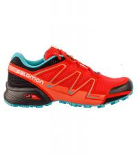 SALOMON Кроссовки SPEEDCROSS VARIO W POPPY RED/B