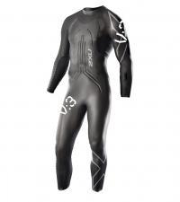 2XU Гидрокостюм мужской V:3 черный/серебряный