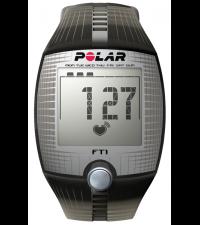 POLAR Спортивные часы FT1 BLACK