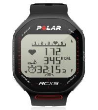 POLAR Спортивные часы RCX5 GPS BLACK