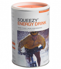 SQUEEZY Напиток изотонический ENERGY DRINK апельсин, 500 г