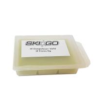 SKIGOПарафинвысокофтористыйHFOrange/Green50/50HFPremix,45г