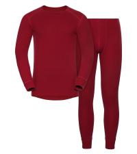 ODLO Комплект мужской - Футболка с длинным рукавом + кальсоны WARM