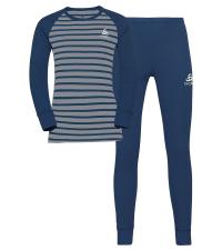 ODLO Комплект детский: футболка с длинным рукавом + рейтузы ACTIVE WARM ECO KIDS