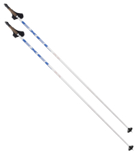 EXEL Лыжные палки SPECTRA XP-70 EVO WHITE/BLUE