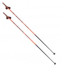 EXEL Лыжные палки ULTRA OEB VALHALLA ORANGE/BLACK