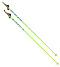 EXEL Лыжные палки FORMULA GREEN/BLUE