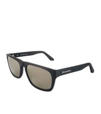 HORSEFEATHERS Солнцезащитные очки KEATON Matt Black / Mirror Gold C17