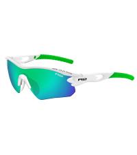 R2 Спортивные очки PROOF White / Green