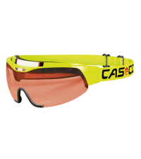 CASCO Лыжные очки SPIRIT VAUTRON NEON YELLOW