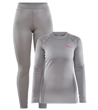CRAFT Комплект женский: футболка + рейтузы CORE WARM