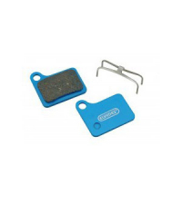 ELVEDES Тормозные колодки для дисковых тормозов органические E6858