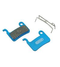 ELVEDES Тормозные колодки для дисковых тормозов органические E6859