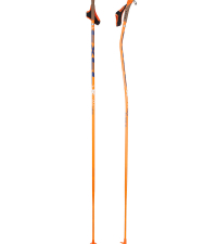EXEL Лыжные палки X-CURVE X-HMC100 ORANGE/BLUE