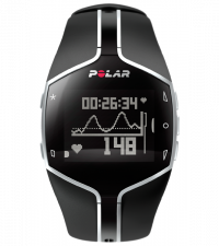 POLAR Спортивные часы FT80 BLACK
