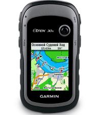 GARMIN Навигатор eTrex 30x GLONASS-GPS с картой Дороги России