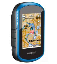 GARMIN Навигатор eTrex Touch 25 с картой Дороги России