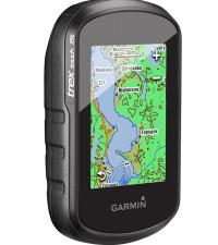 GARMIN Навигатор eTrex Touch 35 с картой Дороги России