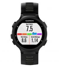 GARMIN Спортивные часы Forerunner 735XT HRM-Tri-Swim черно-серые