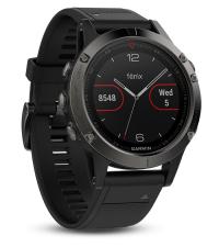 GARMIN Спортивные часы с GPS Fenix 5 Sapphire Black