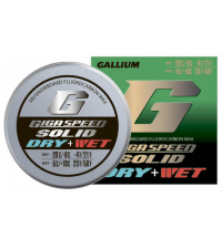 GALLIUM Набор из фторовых спрессовок GIGA SPEED SOLID Dry + Wet