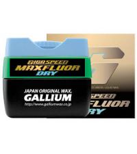 GALLIUM Фторовая жидкость GIGA Speed Maxfluor Dry Liquid для беговых,горных лыж и сноубордов