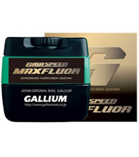 GALLIUM Фторовая жидкость GIGA Speed Maxfluor Liquid для беговых,горных лыж и сноубордов