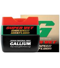 GALLIUM Фторовая жидкость GIGA Speed Maxfluor Super Wet Liquid для беговых,горных лыж и сноубордов
