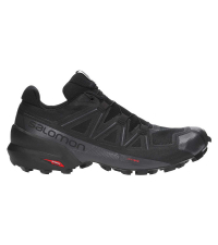 SALOMON Кроссовки мужские SPEEDCROSS 5 Black/Black/Phantom