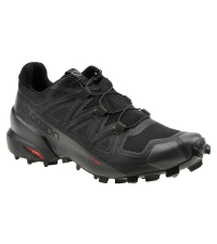 SALOMON Кроссовки женские SPEEDCROSS 5 Black/Black/Phantom