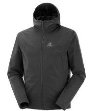 SALOMON Куртка мужская EXPLORE WATERPROOF 2L Black