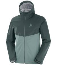 SALOMON Куртка мужская LA COTE FLEX 2.5L Green/Balsam Green