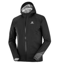 SALOMON Куртка мужская BONATTI WP Black/Reflective