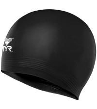 TYR Шапочка для плавания Latex Swim Cap