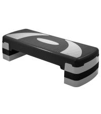 SPORTEX Степ-платформа трехуровневая