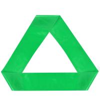 SPORTEX Фитнес-резинка GREEN 0,9 мм