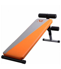 LIVEUP Тренажер FITNESS SIT UP BENCH
