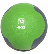 LIVEUP Медбол твердый MEDICINE BALL 4 кг