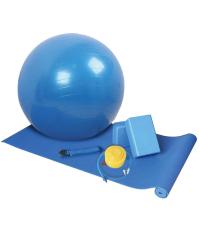 LIVEUP Набор для йоги YOGA SET Blue
