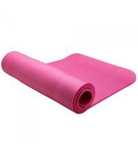 LIVEUP Коврик для тренировок NBR Pink 12 мм