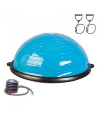 LIVEUP Полусфера балансировочная BOSU BALL 63 см