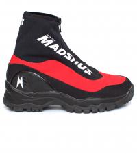 MADSHUS Ботинки NANO CLC HIKER PLASTIC Black/Red