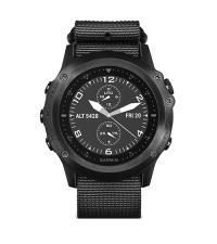 GARMIN Тактические защищенные часы с GPS TACTIX Bravo Black
