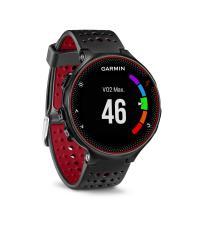 GARMIN Спортивные часы с GPS Forerunner 235 черно-красные